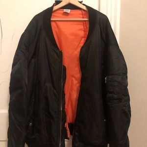Vetement overzied Bomber Jacket
